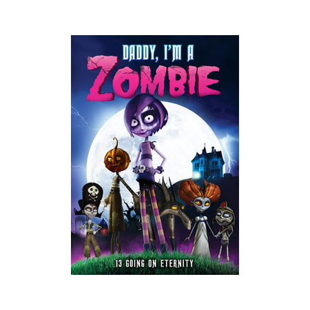 Daddy, I'm a Zombie (DVD) -  SONY PICTURES HOME ENTER, EDV2582862212
