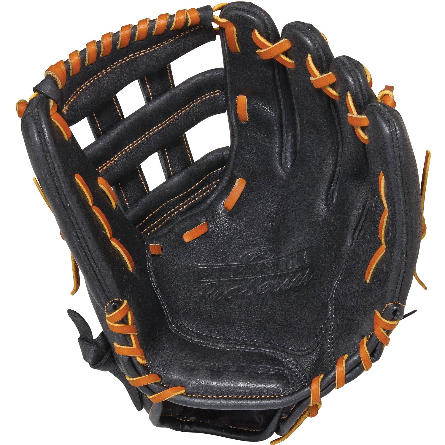 "Rawlings Premium Pro 12.5"" Outfield Baseball Glove LH"