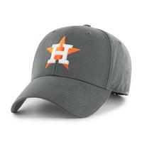 5e7416ec54a6 Product Image Fan Favorite MLB Basic Adjustable Hat, Houston Astros Basic