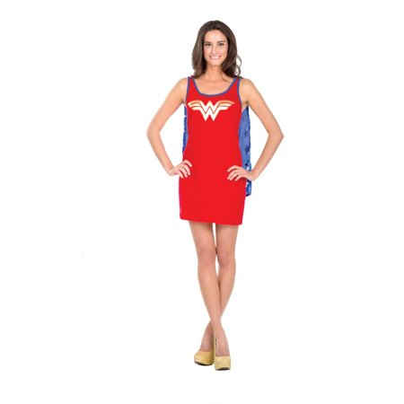 DC Comics Wonder Woman Tank Dress Adult Costume
