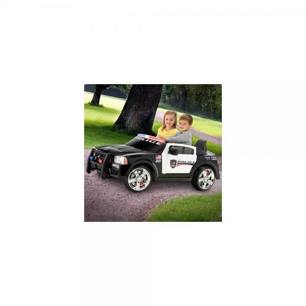 Kid Trax KidTrax Dodge Pursuit Police Car 12-Volt Battery...