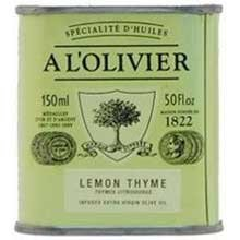 A L'Olivier Lemon Thyme Infused Extra Virgin Olive Oil, 150ml ()