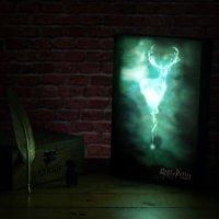 Harry Potter Patronus Charm Luminart Decor Light
