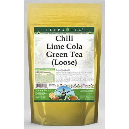 Chili Lime Cola Green Tea (Loose) (4 oz, ZIN: (Cla Green Tea)