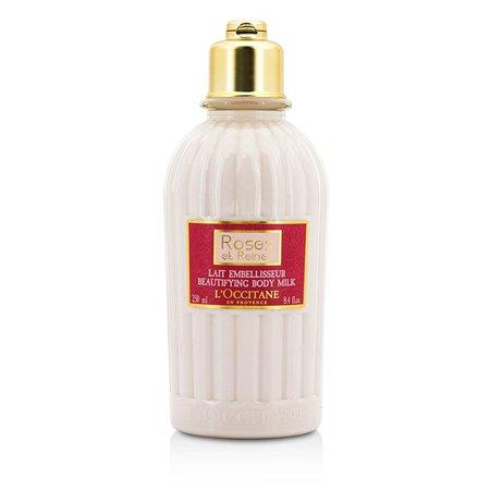 L'Occitane Roses et Reines Beautifying Body Milk, 8.4 Oz