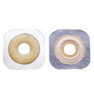 CenterPointLock 2-Piece Precut Flat FlexWear (Standard Wear) Skin Barrier 3/4