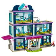 Lego Friends Heartlake Hospital 41318 871 Pieces Walmartcom