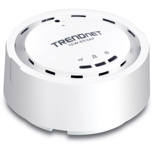 TRENDnet  TEW-653AP N300 Wireless PoE Access Point White