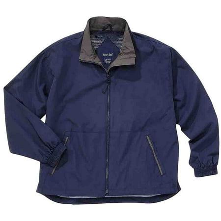 Microfiber Mens Jacket (River's End Mens Mid-Length Microfiber Jacket  Casual  Jacket )
