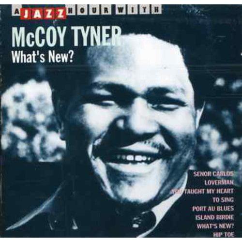 McCoy Tyner - What's New ? [CD]