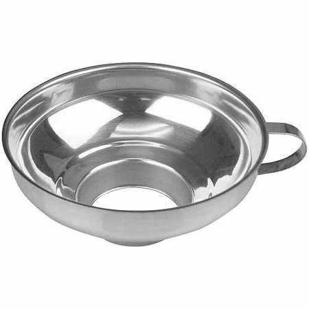 Fox Run Stainless Steel Canning Funnel - Tiny Funnel