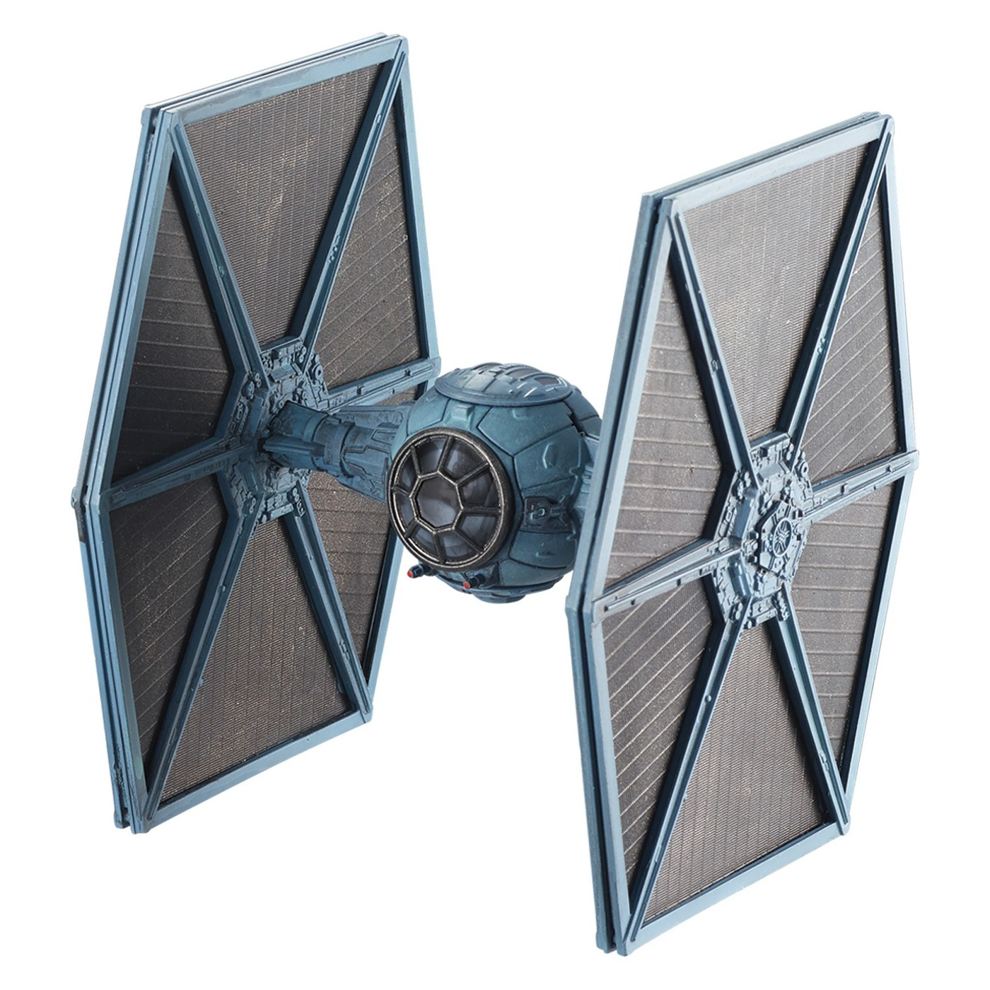 Elite TIE Fighter Star Wars Episode V: The Empire Strikes Back (1980) Diecast Model by Hotwheels