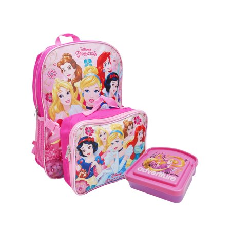 c97accb1d12 Disney - Girls Disney Princess Backpack 16