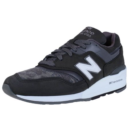 the best attitude ac5e3 82973 NEW BALANCE 997 AGE OF EXPLORATION RUNNERS CHARCOAL CAMO M997DPA MADE IN USA