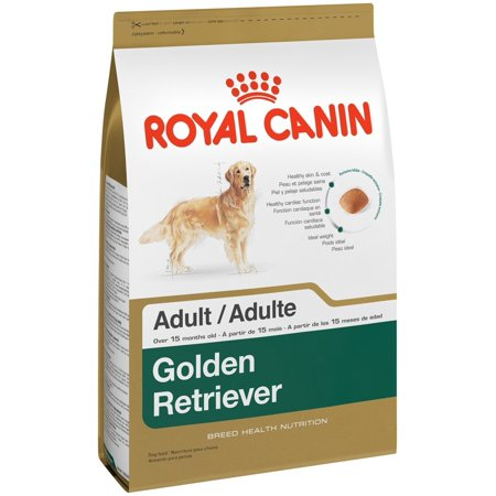 Royal Canin Golden Retriever Adult Dry Dog Food, 30 lb