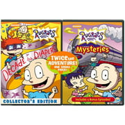 Rugrats Decade of Diapers Collectors Edition & Rugrats Mysteries by PARAMOUNT HOME VIDEO