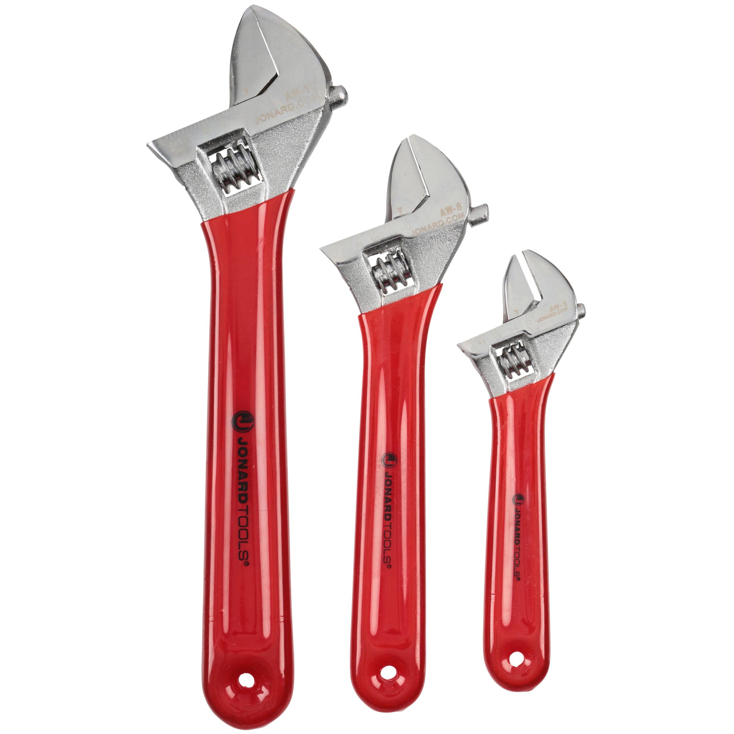 Jonard Industries Adjustable Wrench 12-Inch