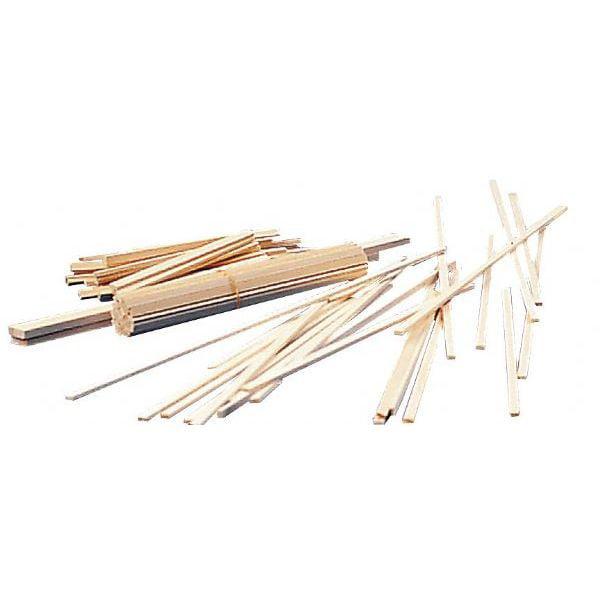 (Price/PK)Alvin BS1049 Balsa Wood Strips 1/8 x 1