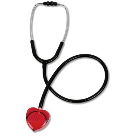 Clear Sound is a latex free pressure sensitive scope for assessment of heart and lungs and designed for diagnostics - Prestige Medical Clear Sound Heart Stethoscope