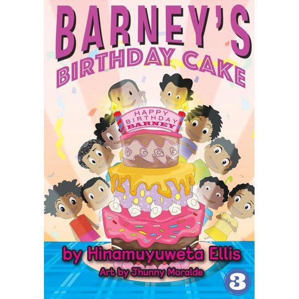 Amazing Barneys Birthday Cake Walmart Com Walmart Com Funny Birthday Cards Online Necthendildamsfinfo