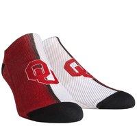 Oklahoma Sooners Rock Em Socks Youth Campus Stripe Ankle Socks