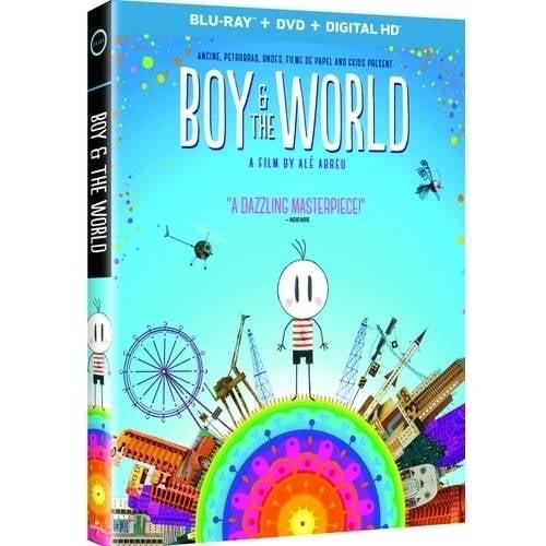 Boy & The World (Blu-ray + DVD + Digital HD) (With INSTAWATCH) by