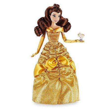 "Disney Store Belle 12"" Classic Doll with CHIP - image 1 of 1"