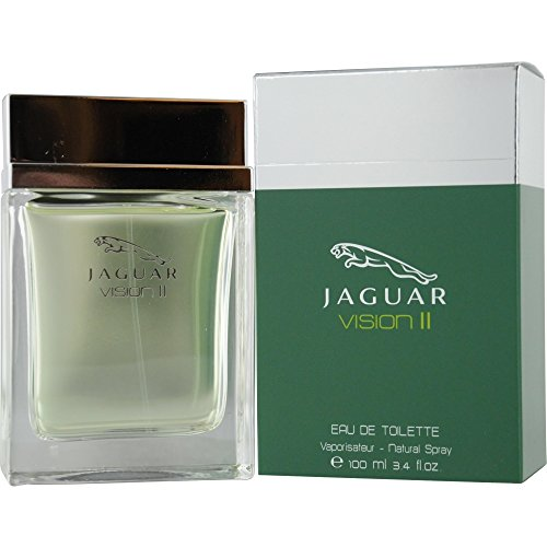 Jaguar Vision II by Jaguar Eau De Toilette Spray 3.4 oz for Men