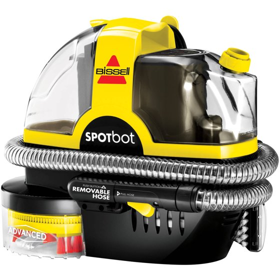 Bissell spotbot pet portable spot and stain cleaner 33n8a walmart fandeluxe Gallery
