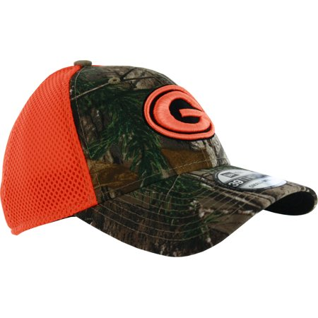 Green Bay Packers  Realtree Neo 39Thirty Flex Fit Hat