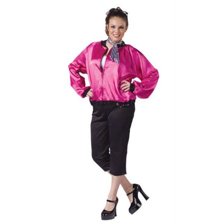 T-bird Sweetie Plus - T-birds And Pink Ladies Costumes