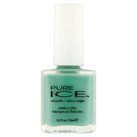 Estee Pure Nail Polish ((4 Pack) Pure Ice Nail Polish, Home Run, 0.5 fl)