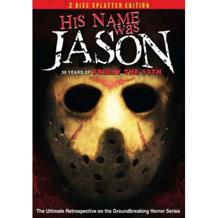His Name Was Jason (DVD)