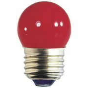 Westinghouse 04067 7.5W, Indicator Light Bulb - Red