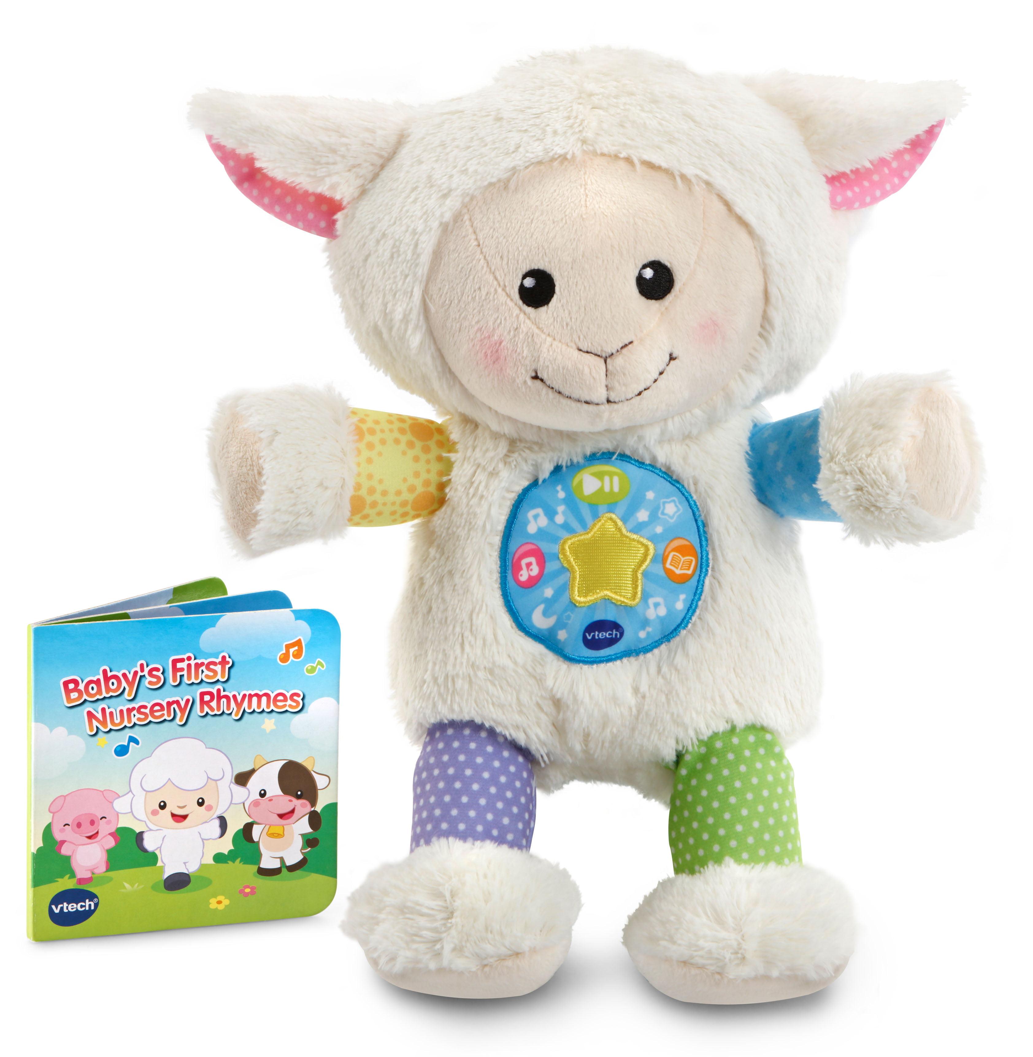 7c7bc02afb6 VTech Storytime Rhymes Sheep - Walmart.com