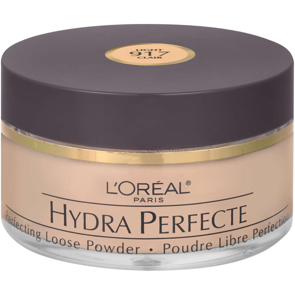 L'Oreal Paris Hydra Perfecte Perfecting Loose Powder, Light
