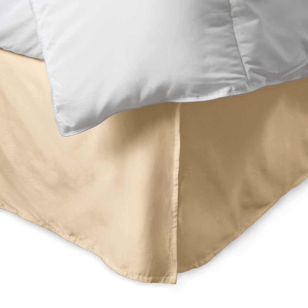 Regency 300 Thread Count | Long Staple Cotton Bed Skirt