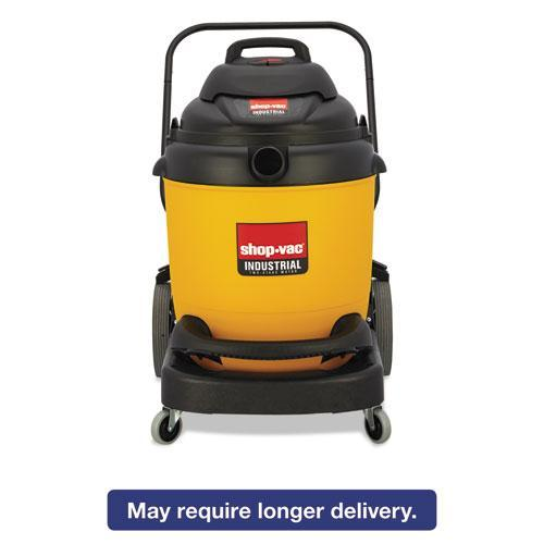 Shop-Vac Industrial Wet/Dry Vacuum, 22gal, 2.5hp, Yellow/Black SHP 9623710