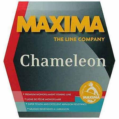 Maxima One Shot Spool Chameleon, 220 yd, 8 lb