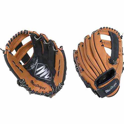 MacGregor 10-1/2'' Tee Ball Glove, Right-handed
