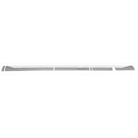 - ICI T2240-304M Silverado Short Bed 5.8 Bed Crew Cab 4 Door With Or Without Bsm Stainless Steel Rocker Panel
