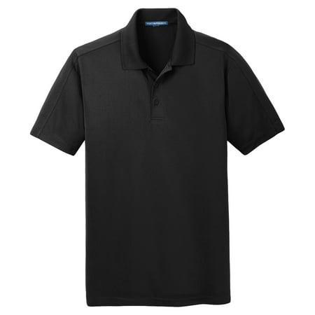 - Port Authority Men's Diamond Jacquard Polo