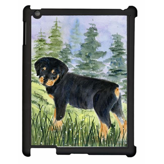Carolines Treasures SS8057IPADC Rottweiler Ipad 2 & Ipad 3 Snap On Artcase