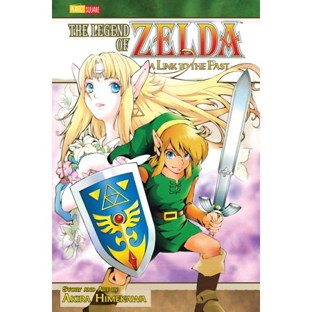 The Legend of Zelda, Vol. 9 : A Link to the Past (Zelda A Link To The Past Rom Gba)