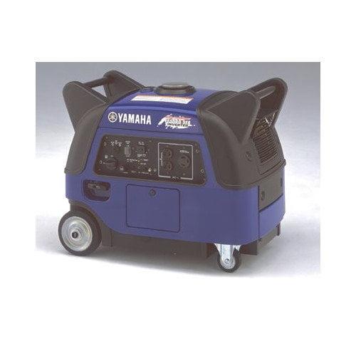 Yamaha 3000 Watt Gasoline Inverter Generator