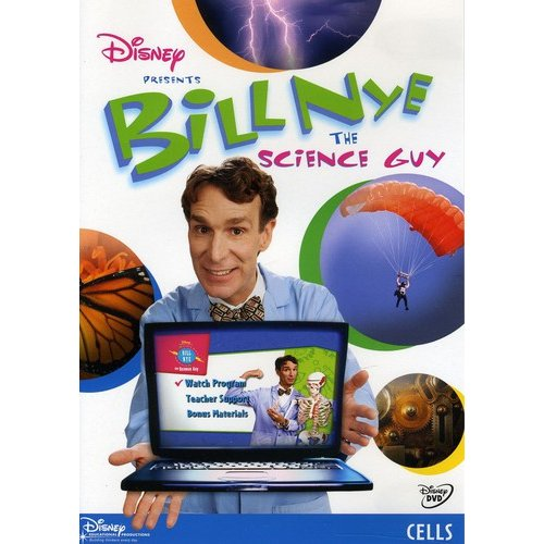 Bill Nye The Science Guy: Cells (Full Frame) by