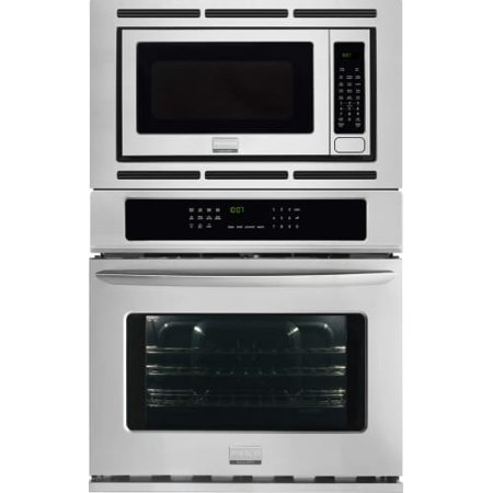 Frigidaire Fgmc2765p 27 Inch 3 5 Cu  Ft  Gallery Single Electric Convection Oven