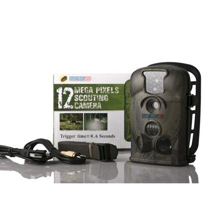 Game Spy Digital Camera (AcornTrail 12MP Digital LED Game Spy Trail)
