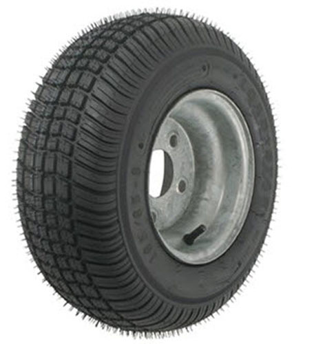 American Tire 205/65-10 Tire & Wheel (B) 5 Hole / Galvanized P/N 3H360