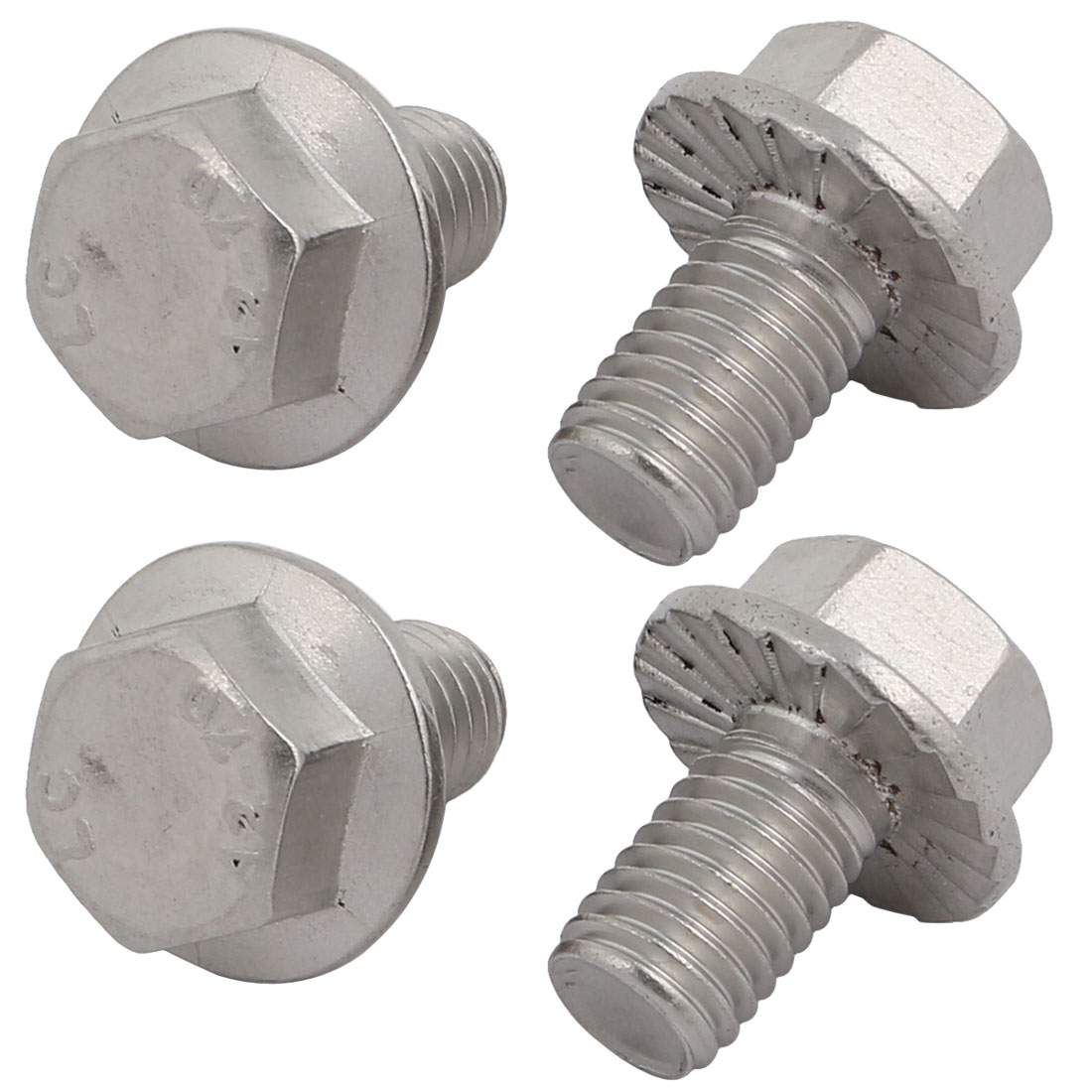 uxcell 2pcs Alloy Steel Hex Socket Drive M12x150mm Shoulder Screw M10x18mm Thread